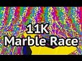 Download 11000 Marble Race - Colorful Marble Drop - Algodoo Video