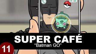 Download Super Cafe: Batman GO Video