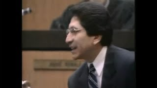 Download Arizona Prosecutor Juan Martinez: Scott Falater murder case - sleepwalking defense Video