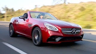 Download 2017 Mercedes-Benz SLC - Review and Road Test Video