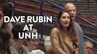 Download Dave Rubin Handles Protesters at University of New Hampshire (FULL VIDEO) Video