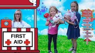 Download Toy Doctor Comes to the Super Duper Cool Carnival Video