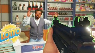 Download [GTA] How To Rob a Convenience Store Video