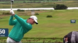Download WGC-HSBC Champion Justin Rose | RARE Practice Footage | Portstewart GC Video