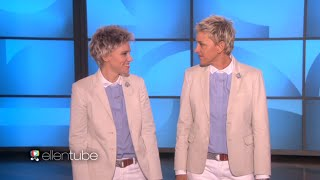 Download 【中文字幕】Ellen Show-艾倫複製人?! Video