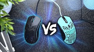 Download Mouse Comparison! Model O vs Finalmouse Ninja Air58 Video