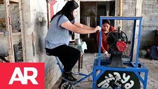 Download Convierten bicicletas en máquinas por el planeta en Guatemala Video