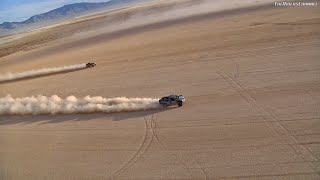 Download The 2015 Mint 400 Featuring Robert's Racing, Helicopter Footage, HD Video