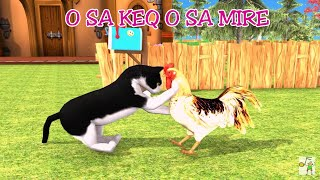 Download O SA MIRE O SA KEQ - Muzike per Femije me video animim 3D Video
