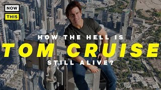 Download How the Hell Is Tom Cruise Still Alive? | NowThis Nerd Video