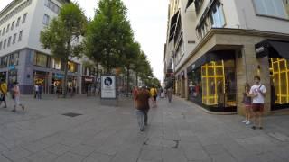 Download Walking Stuttgart Tour Video