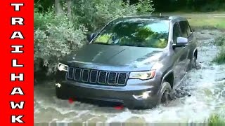 Download 2017 Jeep Grand Cherokee Trailhawk Test Drive and Off Roading Video