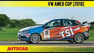 Download HOT LAP : VW Ameo Cup (2018) | Track Day 2018 | Autocar India Video