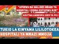 Download TUKIO LA KINYAMA LILILOTOKEA HOSPITALI YA MNAZI MMOJA Video