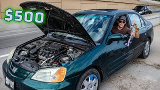 Download Buying The CHEAPEST Car Online & Driving It Home! Video