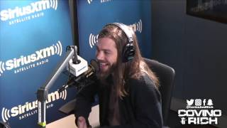 Download Tom Payne on his Walking Dead character Jesus revealing he's gay - Covino & Rich Video
