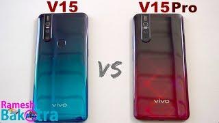 Download Vivo V15 vs V15 Pro SpeedTest and Camera Comparison Video