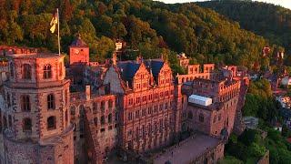 Download Städtereise nach Heidelberg - die Sehenswürdigkeiten der Studentenstadt Video