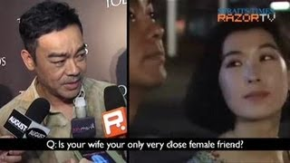 Download His wife is his travel must-have (Sean Lau Ching Wan 刘青云 Pt 2) Video
