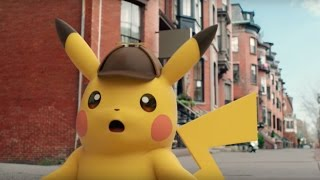 Download Detective Pikachu Official Japanese Trailer Video