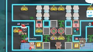 Download PLAYING CASINO WITH DL!? | Growtopia w/ voice Video