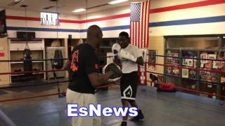 Download world champ robert easter jr got skills to pay bills EsNews Boxing Video