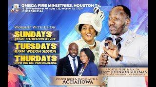 Download UNDERSTANDING (LIVE Wisdom Session) - Apostle Johnson Suleman - Pastor Rich Video