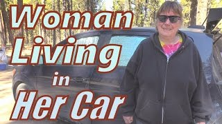 Download Kathleen Living in her Car Video
