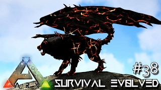 Download ARK: SURVIVAL EVOLVED - FIRE MANTICORE & ALPHA MANTIS TAMING !!! E38 (ARK EXTINCTION CORE) Video