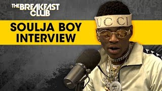 Download Soulja Boy Drags Tyga, Drake, Kanye West & Reclaims The Best Comeback Of 2018 Video
