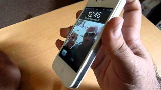 Download White iPhone 4 conversion review Video