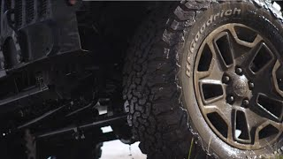 Download BFGoodrich All-Terrain T/A KO2 Takes on Playground Earth - Tire Rack Video