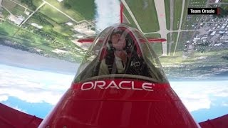 Download Flying without fear: Aerobatic pilot is one of the best Video