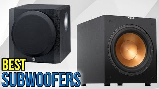 Download 10 Best Subwoofers‎ 2017 Video