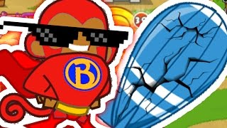 Download OVERPOWERED SUPER MONKEY UPGRADES - BLOONS TOWER DEFENSE 5 Video