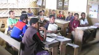 Download A Visit to a School in Papua New Guinea Video