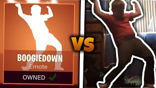 Download Top 10 Boogiedown Entries That Might Be Added To Fortnite Video