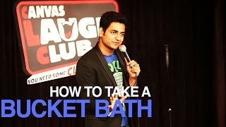Download TAKING A BUCKET BATH IN INDIA : STAND UP COMEDY - Kenny Sebastian Video