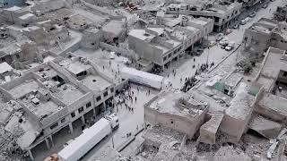 Download THE STREETS OF MOSUL, IRAQ : RAMADAN 2018 Video