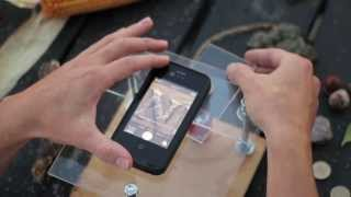Download Turn Your Smartphone Into a Digital Microscope! Video