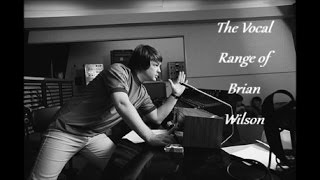 Download The Vocal Range of Brian Wilson - C♯2-A5 Video