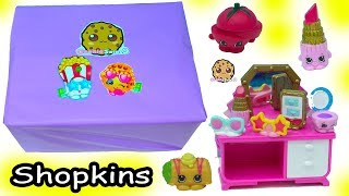 Download Giant Box Season 8 Americas Shopkins Packs Haul with Surprise Blind Bags - Toy Video Video