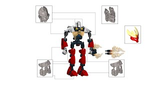 Download [QQS's How To] #1 Projekt Bionicle 2015 - Hero of Fire Video