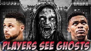Download The NBA's Haunted Hotel Video