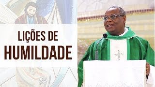 Download Lições de humildade - Pe. José Augusto (22/05/18) Video