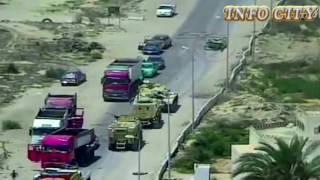 Download El heroico soldado que aplastó con un tanque a un coche bomba y salvó cientos de vidas Video