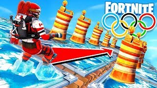 Download WINTER OLYMPICS *NEW* CHILLER TRAP Game Modes in Fortnite Battle Royale Video