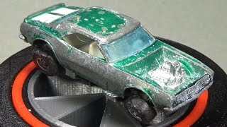 Download Extreme Redline Restoration: Hot Wheels 1969 Heavy Chevy Camaro Video