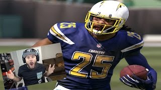Download OMG 98 OVERALL!! THIS IS CRAZY VS MUTGURU | MADDEN 17 ULTIMATE TEAM GAMEPLAY EPISODE 35 Video