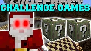 Download Minecraft: SANTA CLAWS CHALLENGE GAMES - Lucky Block Mod - Modded Mini-Game Video